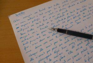 Ecrire pour soi