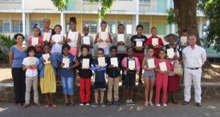 CM1 école Cité Michel Debré