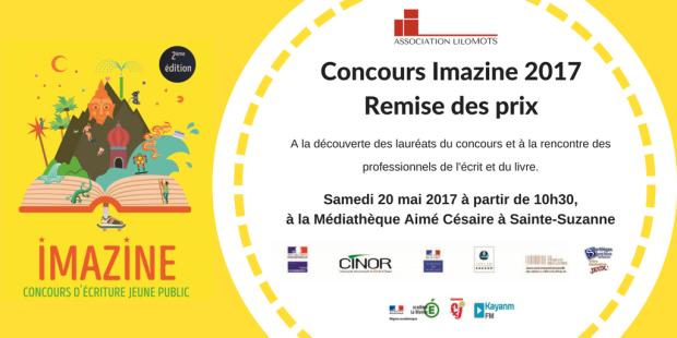 VF - Concours Imazine 2017Remise des prix