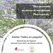 Haiku en pagaille - 3-06-17